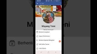 Cara Seting Facebook agar Teman facebook tidak bisa melihat status kita