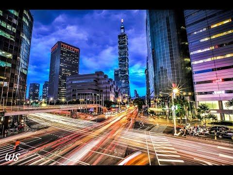 101車軌攝影(慶祝世大運)Taipei 101 car light painting for UNIVERSIADE 2017