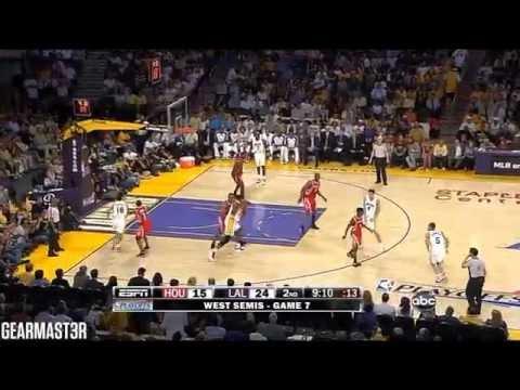 2009 WCSF - Houston vs Los Angeles - Game 7 Best Plays