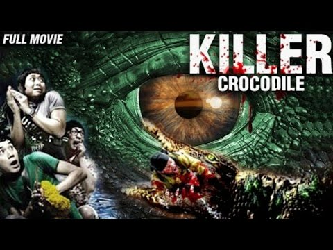 Killer Crocodile | Hollywood Movie Dubbed In Hindi