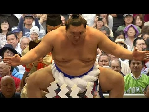 Festival brings sunshine to scandal-hit sumo wrestling
