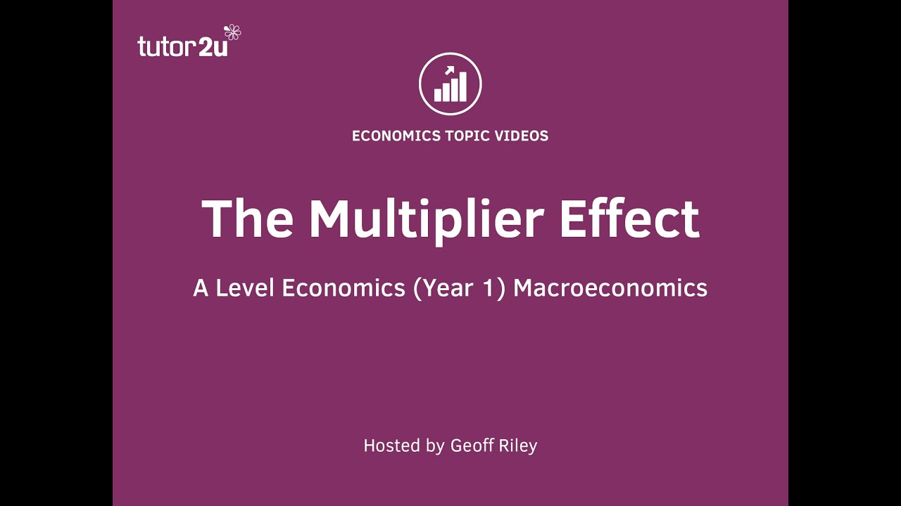 types of multiplier in economics