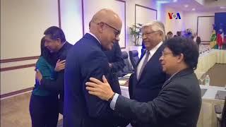 """Continúa proceso de """"diálogo"""" venezolano"""