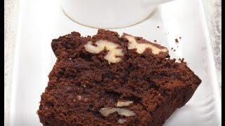 Юлия Высоцкая — Шоколадные кексы с грецкими орехами