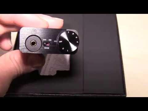 FiiO - E10K Olympus 2 USB DAC and Headphone Amplifier full look