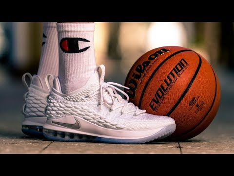 Nike Lebron 15 Low Performance Overview | Casual Review | How to Style Basketball Sneakers