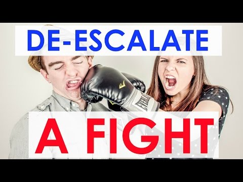 How to De-Escalate an Argument - Ep 293