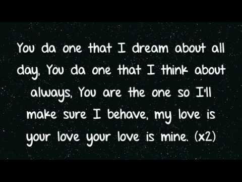 You Da One - Cody Simpson LYRICS