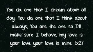 You Da One - Cody Simpson LYRICS