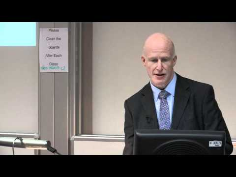 Prof. Andrew Thompson - The State of the Citizenry: Views from the Communities
