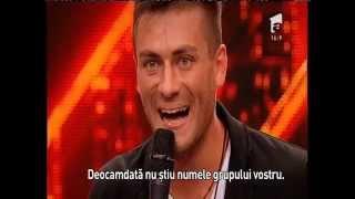 Jurizare: Thomas Grazioso și Amato Scarpellino merg în faza următoarea de la X Factor!