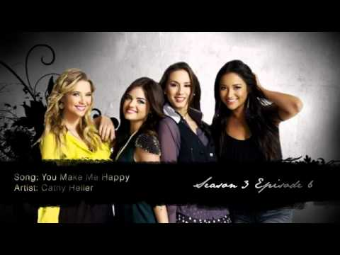 PLL 3x06 You Make Me Happy - Cathy Heller