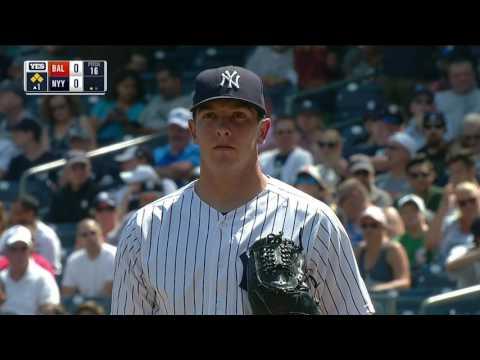 August 27, 2016-Baltimore Orioles Vs. New York Yankees