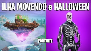 FORTNITE-ISLAND WILL MOVE and HALLOWEEN SKINS COMING BACK?
