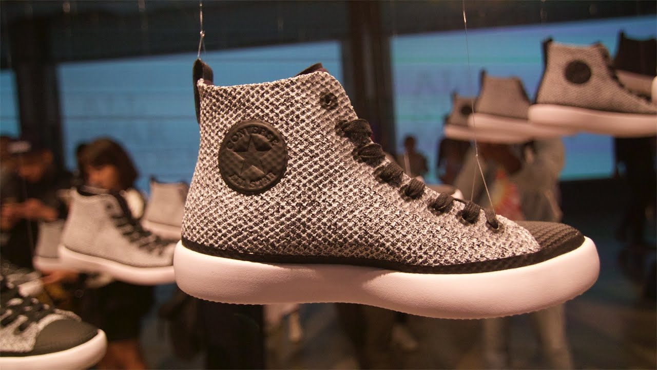d94e55c1e957 First Look at the Converse Modern in New York - YouTube