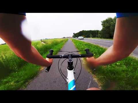 Emden to Campen - Roadbike ride
