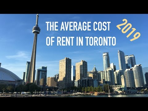 Rent Prices In Toronto. Cost Of Living In Canada 🇨🇦