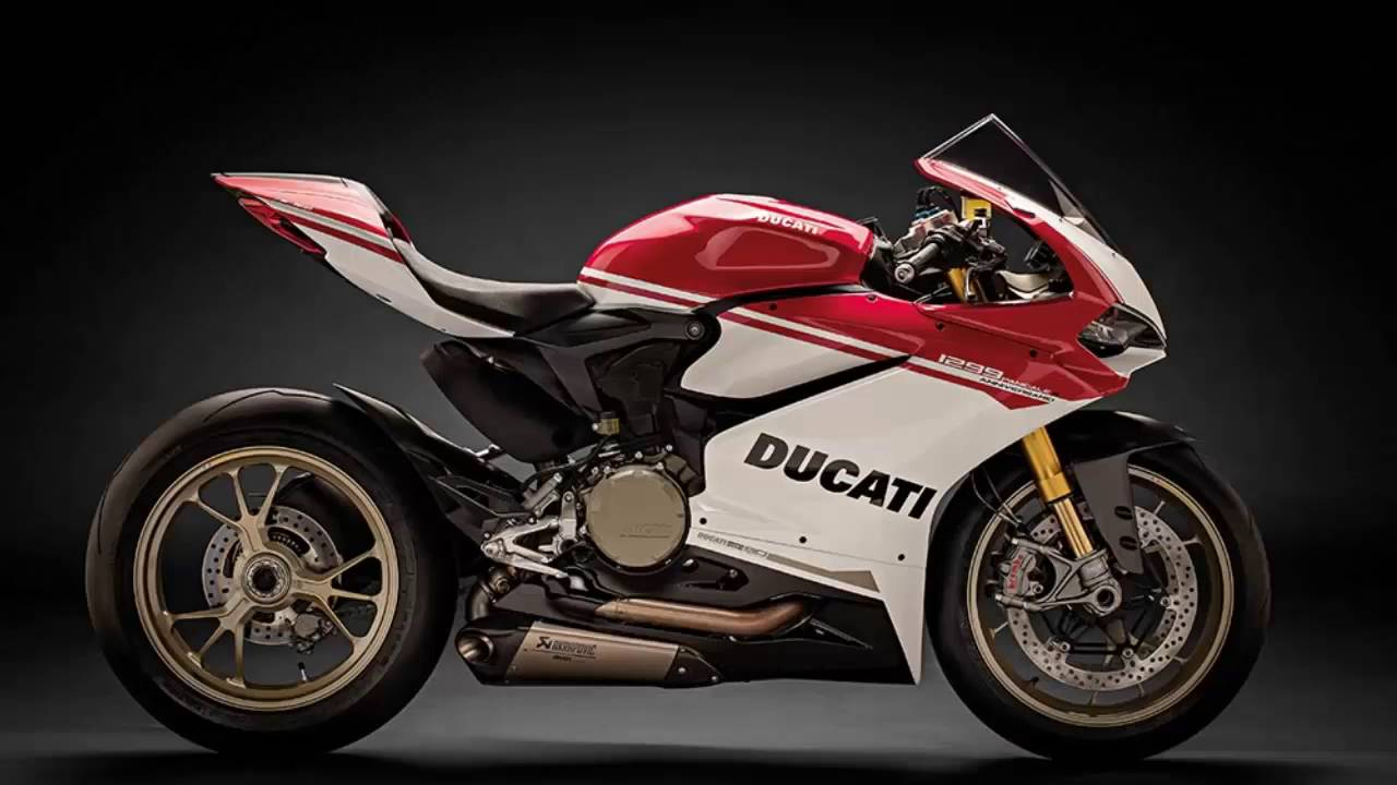 ducati 1299 panigale s anniversario is a 205bhp high tech update