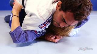 Lucas Leite, Near Side Under Hook Guard Pass: Jiu-Jitsu Magazine, Issue #28.