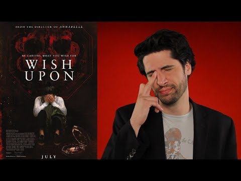 Wish Upon - Movie Review