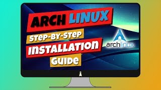 Arch Linux UEFI step-by-step installation guide