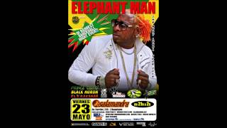 COUNTDOWN!! ELEPHANT MAN COMES TO BARCELONA! DYNAMITE RIDDIM - ALAN BE MIX - 1 LINK DOWNLOAD