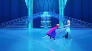 La Reine des Neiges - Patinage avec Elsa, Anna et Olaf thumbnail