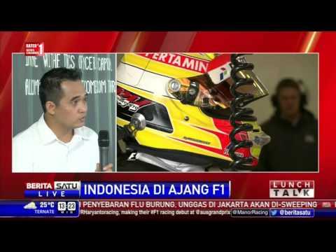 Lunch Talk: Indonesia di F1 # 2
