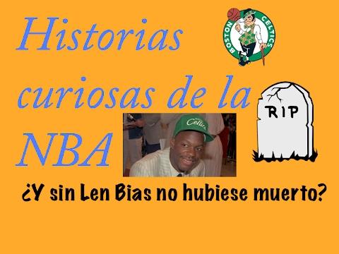 Historias curiosas de la NBA - La increíble historia de Len Bias