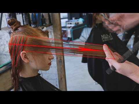 How To:Long Layered Haircut Tutorial