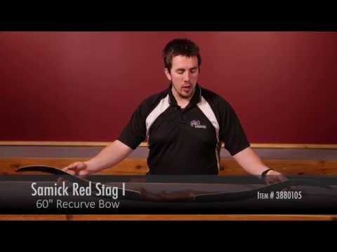 Samick Red Stag I Review At LancasterArchery.com