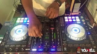 #InTheLabDoingTheMath✍🏽- DJM-S9 & #dance music Performance - Hot Summer 18