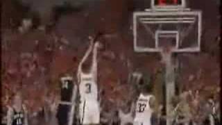 Gerry McNamara syracuse highlights