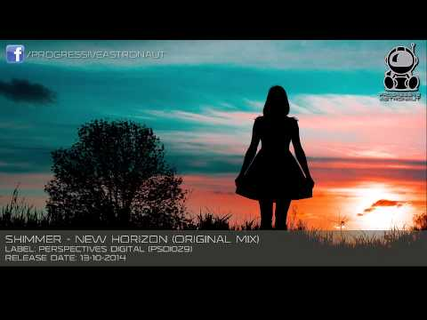 Shimmer - New Horizon (Original Mix) [Perspectives Digital]
