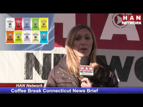 Coffee Break News Brief Connecticut Headlines Dec. 13, 2016