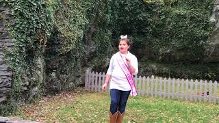 Miss West Virginia Preteen National Teenager People's Choice 2017