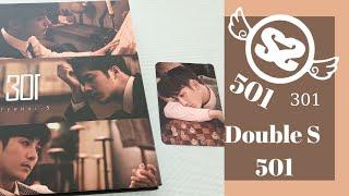 Double S 301 Unboxing SS301 더블에스301 1st Mini Album ETERNAL 5…