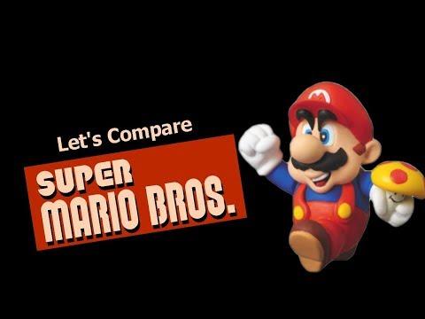 Let's Compare ( Super Mario Bros. )