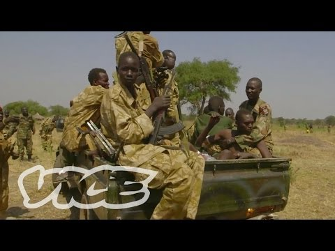 Conflict in South Sudan: Dispatch One