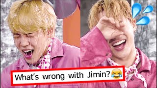Why BTS Jimin Always Lose the Game? Poor Mochi's Unlucky & Funny Moments!