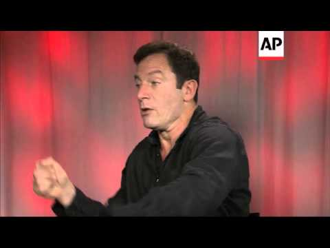 British actor Jason Isaacs recounts his most wellknown roles and shares what he likes about the act