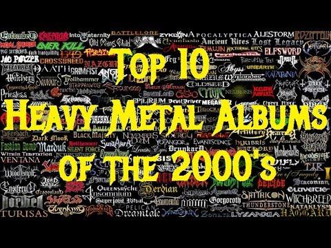Top 10 Heavy Metal Albums of the 2000's