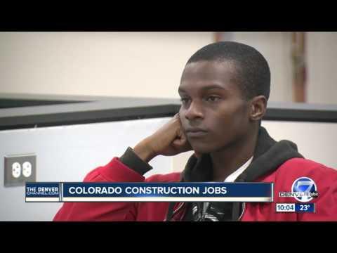 Colorado construction jobs
