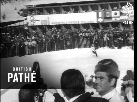 Women's Slalom Skiing World Championships (1970)