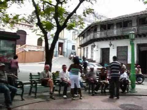 Cuba Travel - Santiago de Cuba: The Beautiful Square of Plaza Dolores