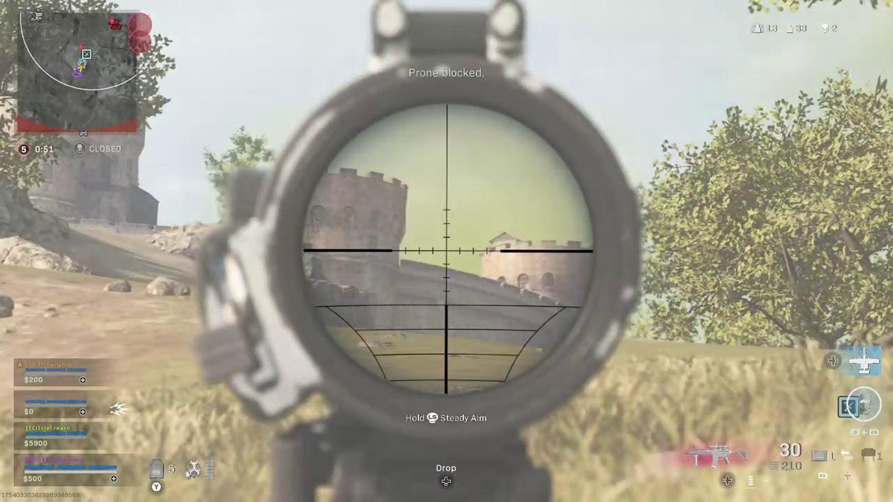 Call of Duty Modern Warfare — WarZone: Dusko Bang