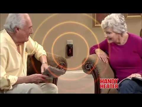 Chaufferette Handy Heater Telle Que Vue A La Tele Youtube