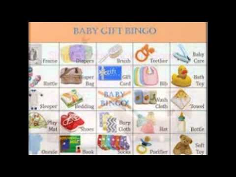 free baby shower games youtube