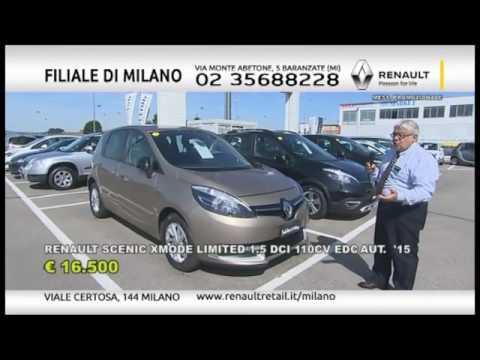 Auto Usate A Milano -  Scopri Le Grandi Occasioni Di Renault Filiale Di Milano!