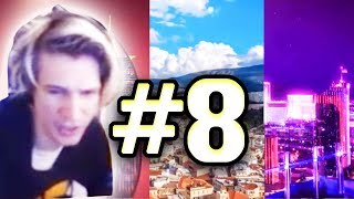 TOP 10 Most Expensive Hotel Rooms! W/CHAT | XQC REACTS #8